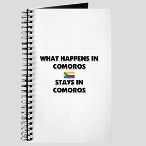 What Happens In COMOROS Stays There Journal