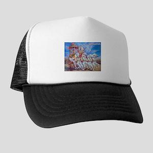 Krishna Arjuna Trucker Hat