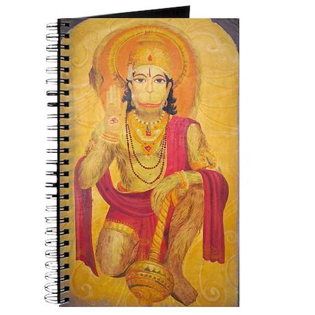 Hanuman Ji Journal