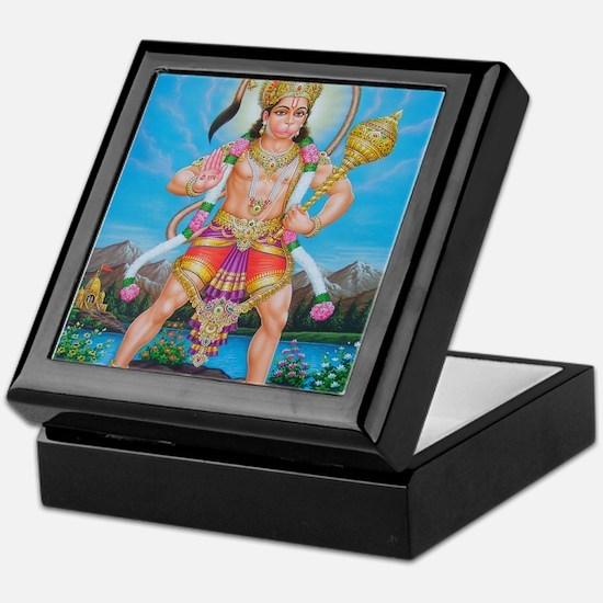 Jai Hanuman Keepsake Box