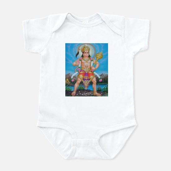 Jai Hanuman Infant Bodysuit