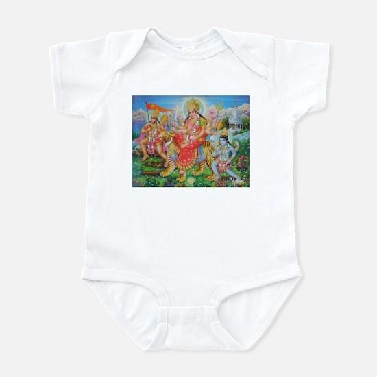 Durga Mata Infant Bodysuit