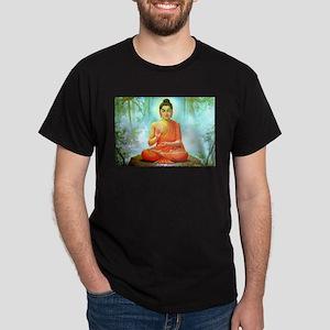 Buddha ji Dark T-Shirt