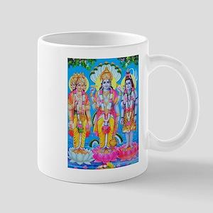Brahma Vishnu Shiva Mug