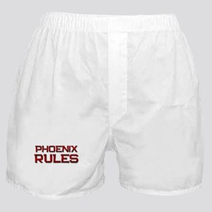 phoenix rules Boxer Shorts