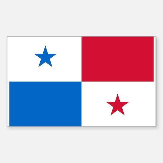 Panama Sticker (Rectangle)