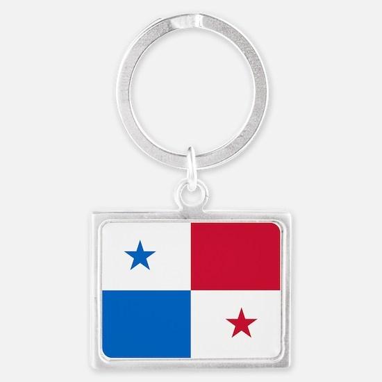Panama Landscape Keychain