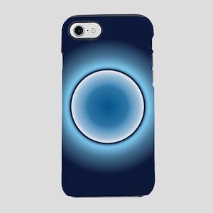 Blue Circles iPhone 7 Tough Case