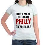 Philadelphia Baseball Jr. Ringer T-Shirt