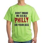 Philadelphia Baseball Green T-Shirt