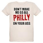 Philadelphia Baseball Organic Kids T-Shirt