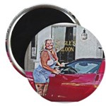 """Seagle's Saloon 2.25"""" Magnet (10 pack)"""