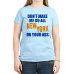 New York Baseball Women's Light T-Shirt