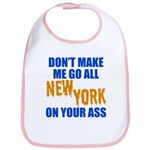 New York Baseball Bib