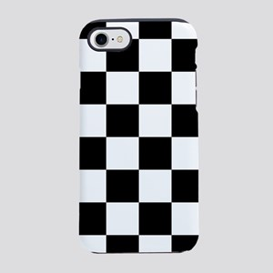 Checkerboard iPhone 7 Tough Case