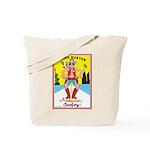 CRIME BUSTER(American Cowboy) Tote Bag