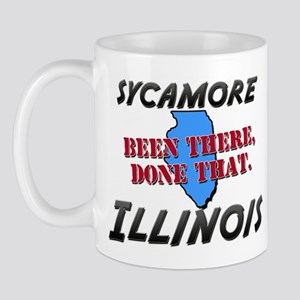 sycamore illinois - been there, done that Mug