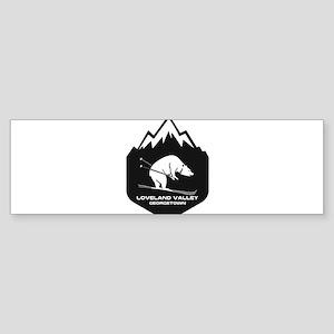 Loveland Valley - Georgetown - Co Bumper Sticker