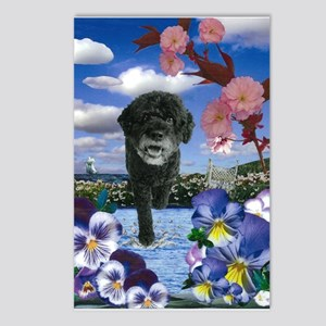 Portie Collage Postcards (Package of 8)