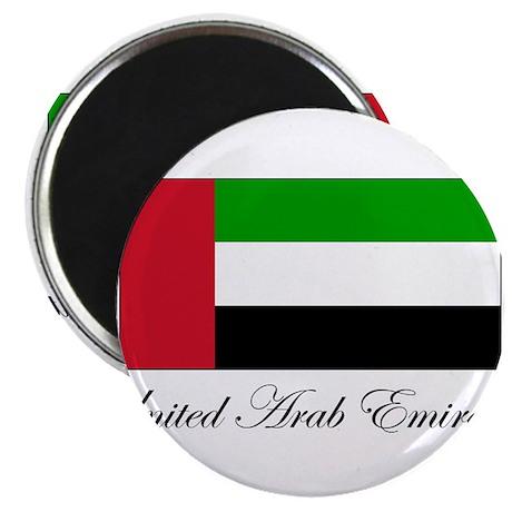 United Arab Emirates - Flag Magnets