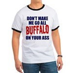 Buffalo Football Ringer T