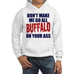 Buffalo Football Hooded Sweatshirt