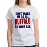 Buffalo Football Women's T-Shirt