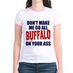 Buffalo Football Jr. Ringer T-Shirt