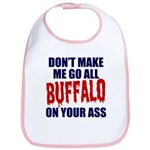 Buffalo Football Bib