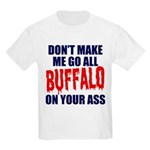 Buffalo Football Kids Light T-Shirt