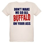 Buffalo Football Organic Kids T-Shirt