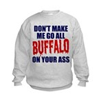 Buffalo Football Kids Sweatshirt