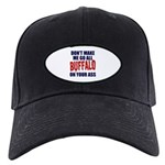 Buffalo Football Black Cap