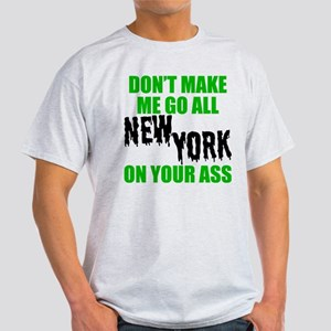 New York Football Light T-Shirt