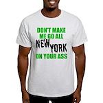 New York Football Light T-Shirt