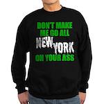 New York Football Sweatshirt (dark)