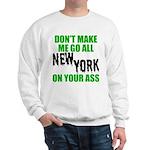 New York Football Sweatshirt