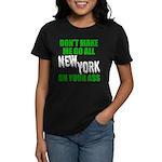 New York Football Women's Dark T-Shirt