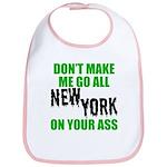 New York Football Bib