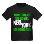 New York Football Kids Dark T-Shirt