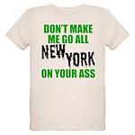 New York Football Organic Kids T-Shirt