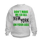 New York Football Kids Sweatshirt