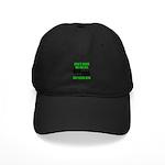 New York Football Black Cap