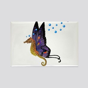 Flying seahorse Magnets