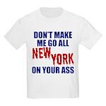 New York Football Kids Light T-Shirt