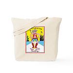 CRIME BUSTER(New York Cowboy) Tote Bag