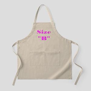 Size b BBQ Apron