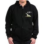 OMI Zip Hoodie (dark)