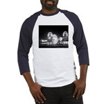 Playland by Night Baseball Jersey