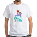 Ok-9 Inspiration (basketball) White T-Shirt